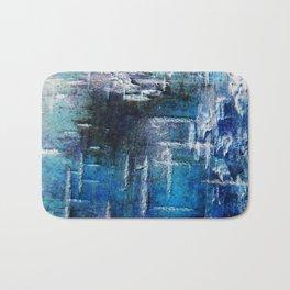 Blue Mood Bath Mat