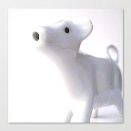 Moo Cow Moo Canvas Print
