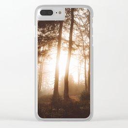 Reborn Clear iPhone Case