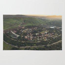 The Golan Rug