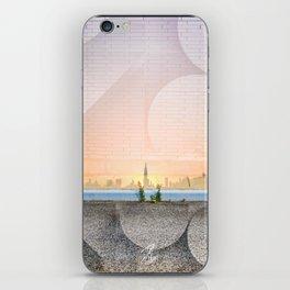 Greenpoint Sunset iPhone Skin