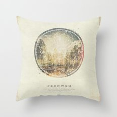 Fernweh Vol 7 Throw Pillow