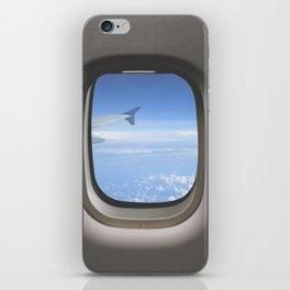 Window Seat iPhone Skin
