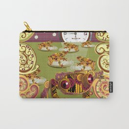 Freddie Croaker and the Clockworks Moonlight Sonata. Carry-All Pouch