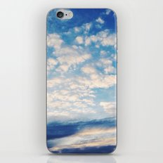 Sound of Clouds iPhone Skin