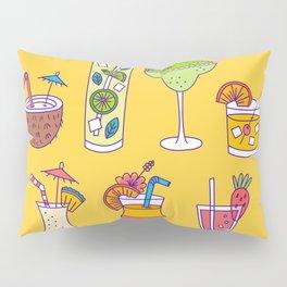 Tropical Libations Pillow Sham