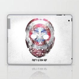 Yankee Mask Laptop & iPad Skin