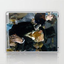 Édouard Manet - The Café-Concert Laptop & iPad Skin