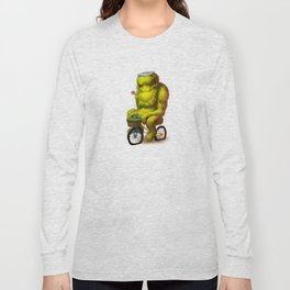 Bike Monster 1 Long Sleeve T-shirt
