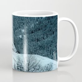 The Road Curves Upward Coffee Mug