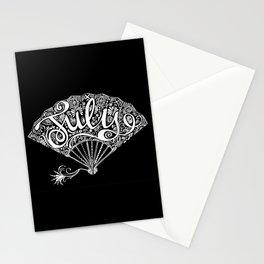 Monochrome July Stationery Cards