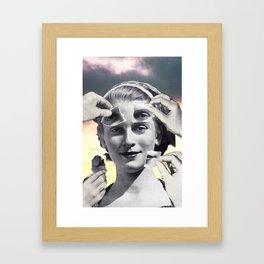modifications Framed Art Print