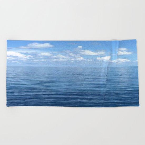 Relax and Drift away Beach Towel