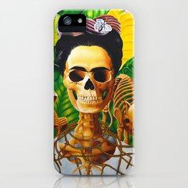 Frida vive iPhone Case