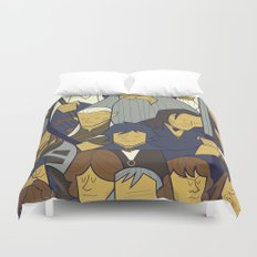 The Fellowship of the Ring Duvet Cover