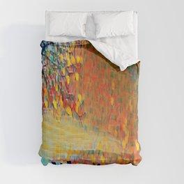 Sunrise Cityscape Comforters
