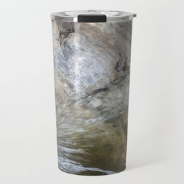 Versions of water Travel Mug