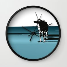 Figment Wall Clock