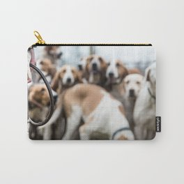 Hunting dogs Carry-All Pouch