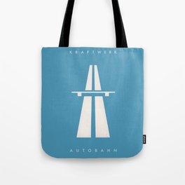 Kraftwerk Autobahn Tote Bag