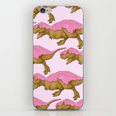 Donutsaurus Rex iPhone & iPod Skin