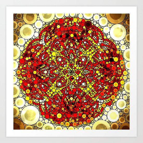 REDOX Art Print