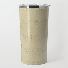 Book Quote 1 Travel Mug