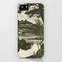 Vintage poster - Japan iPhone Case