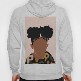 Two Puffs Hoody