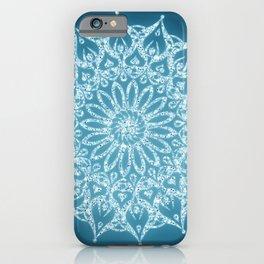 Zen Mandala (Serenity) iPhone Case