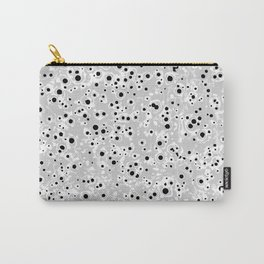 black spots Carry-All Pouch