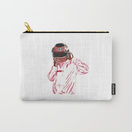blond Carry-All Pouch