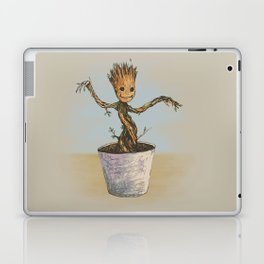 Baby Groot Laptop & iPad Skin