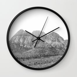Red Rock Canyon Wall Clock