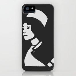 Alice by Ebizz Ness iPhone Case