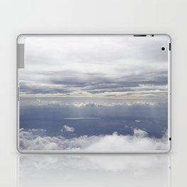 In the Clouds Laptop & iPad Skin
