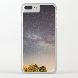 Overhead Clear iPhone Case