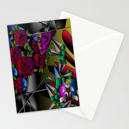 What's in your mind? Stationery Cards