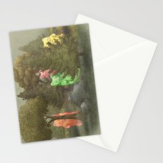 Wild Gummy Bears Stationery Cards