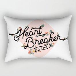 The Heart Breaker Club Rectangular Pillow