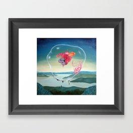 Astronomer Framed Art Print