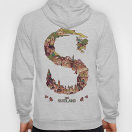 S is for Scotland Hoody