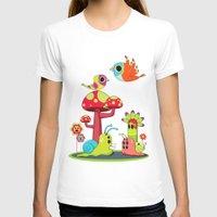 romance T-shirts featuring Critter Romance by Teodoru Badiu