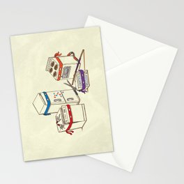 Teenage Mutant Ninja Kitchen Appliances Stationery Cards