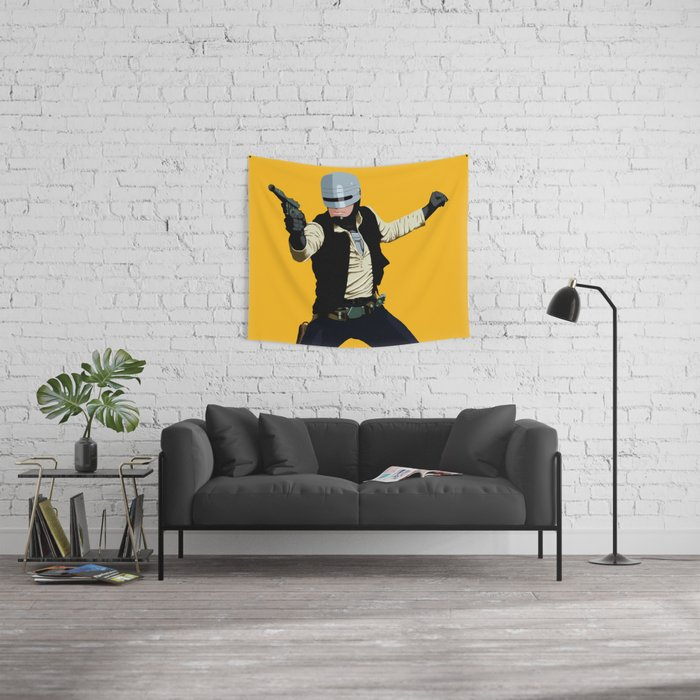 SoloCop Wall Tapestry