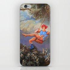 Thunder Swing iPhone & iPod Skin