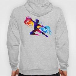 Ballet dancer, fitness, aerobics Hoody