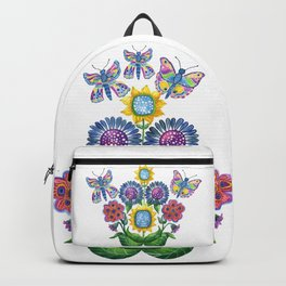 Butterfly Playground Backpack