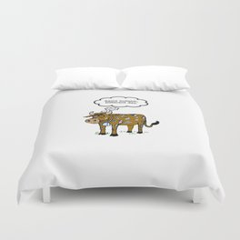 Same BS Different Day Duvet Cover
