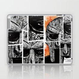 MF Doom Laptop & iPad Skin